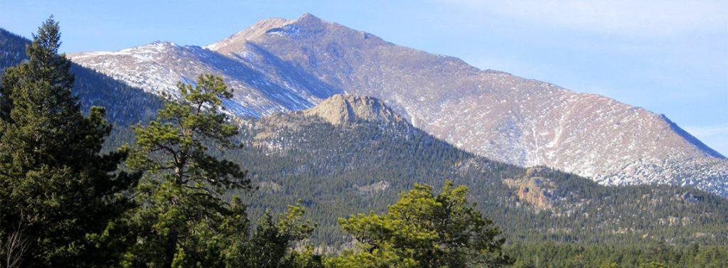Photo of Mount Meeker, RMNP